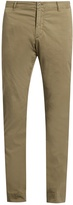 J.w.brine J.W. BRINE Owen cotton-blend gabardine chino trousers