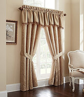 Waterford Lynath Dotted & Filigree Window Treatments