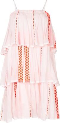 Lemlem Draped Beach Dress