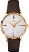 Junghans 047/757100 Meister stainless steel quartz watch