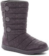 UGG Puffy Water Resistant Quilted Boot (Little Kid & Big Kid)