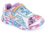 Stride Rite Girl's 'My Little Pony' Light-Up Sneaker