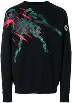 Marcelo Burlon County of Milan Geep crew neck sweater