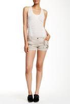 L.A.M.B. Linen Blend Short
