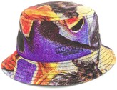 Acne Studios Monster in My Pocket abstract print bucket hat