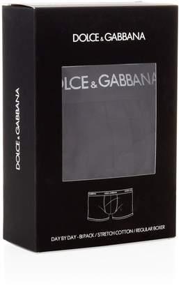 Dolce & Gabbana Regular Boxers (2 Pack)