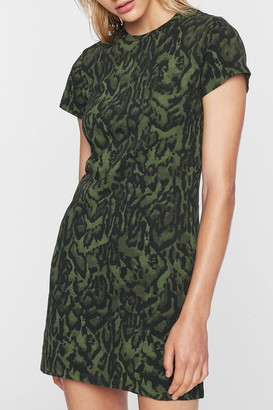 Pam And Gela Ocelot T-Shirt Dress