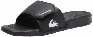 Quiksilver mens Bright Coast Adjust Slide Sandal