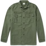 Orslow - Slub Cotton Shirt Jacket