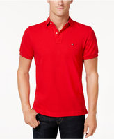 Tommy Hilfiger Men's Big and Tall Solid Ivy Polo