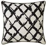 "Jaipur Off-White Moroccan Cosmic Poly Throw Pillow (22""x22 Living"