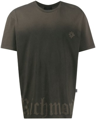 John Richmond Mitchely gradient T-shirt