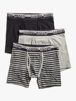 Lucky Brand 3 Pack Stretch Boxer Brief
