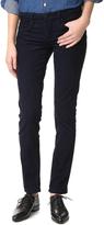 Blank Corduroy Boyfriend Jeans