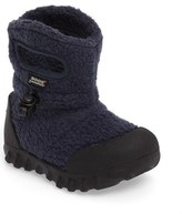 Bogs B-Moc Waterproof Fleece Boot (Baby, Walker & Toddler)