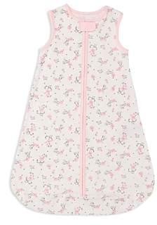 Little Me Girls' Vintage Rose Wearable Blanket - Baby