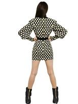 Ungaro Oversize Polkadot Cady Dress