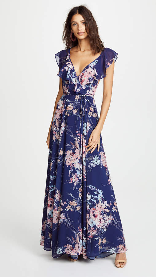 Yumi Kim Full Bloom Maxi