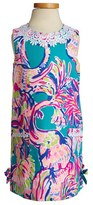 Lilly Pulitzer Little Lilly Shift Dress (Toddler Girls, Little Girls & Big Girls)