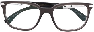Bulgari square shaped glasses