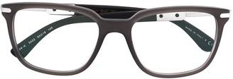 Bvlgari Square Shaped Glasses