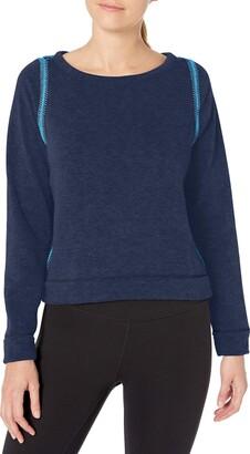 Maaji Women's Waterway Reversible Pullover Sweatshirt
