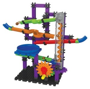 The Learning Journey Techno Gears Marble Mania - Zoomerang (80+ Pieces)