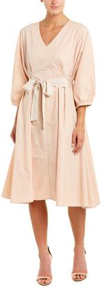 A.S.M Anna A-Line Dress