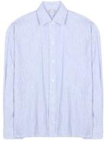 Vince Linen and cotton shirt