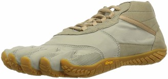 Vibram FiveFingers V-Trek Womens Low Rise Hiking Low Rise Hiking Boots Beige (Gum Khaki/Gum) 7.5/8 UK (40 EU)