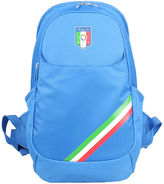 Traveler's Choice TRAVELERS CHOICE Federazione Italiana Giuoco Calcio Striped Backpack