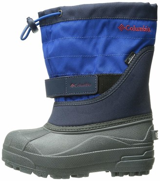 Columbia Youth Unisex Powderbug Plus II Snow Boot Waterproof Insulated