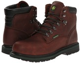 John Deere 6 Waterproof Steel Toe Boot Men's Work Boots