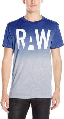 G Star Men's Wendor Short Sleeve T-Shirt