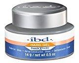 IBD Treatments Nail Polish, French Xtreme White Gel 14 g by