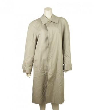 Burberry Beige Silk Trench coats