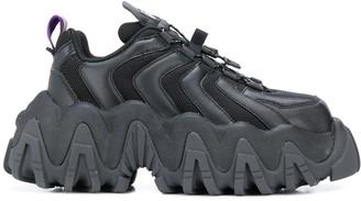 Eytys platform Halo sneakers