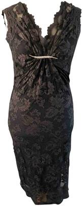 Ohne Titel Anthracite Dress for Women