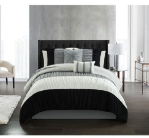 Chic Home Fay 7 Piece Twin Comforter Set Bedding