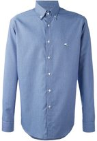Etro patterned button-down shirt