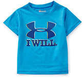 Under Armour 12-24 Months I Will Short-Sleeve Tee
