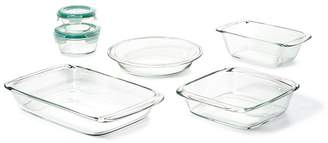 OXO Good Grips 8-Piece Bake, Serve and Store Set