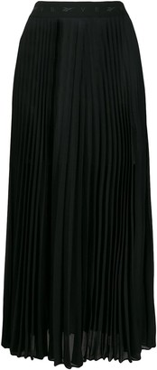 Reebok x Victoria Beckham High-Waisted Pleated Skirt