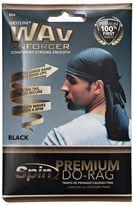 Wav Enforcer Extra Large Premium Black Do-Rag
