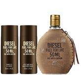 Diesel Fuel For Life Men's Cologne Gift Set