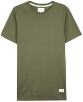 Norse Projects Niels Olive Cotton T-shirt
