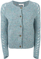 See by Chloe buttoned cardigan - women - Acrylic/Nylon/Wool/Alpaca - M