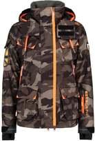 Superdry Ultimate Winter Jacket Dark Brown