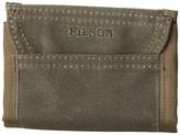 Filson Oil Tin Tri-Fold Wallet Wallet Handbags