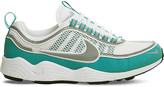 Nike Zoom Spiridon leather and mesh trainers